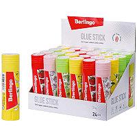 """Клей-карандаш Berlingo """"Aroma"""", 21г, ароматизированный (мята, лимон, клубника, роза) 21100, фото 1"""