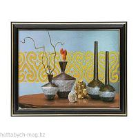 """Картина """"Изящные вазы"""" 29х24 см"""