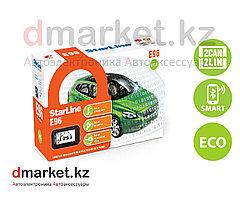 StarLine E96 BT ECO, 2CAN-2LIN, Bluetooth, автозавод, авторизация через телефон