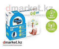 StarLine S66 BT GSM, 2CAN-2LIN, GSM, Bluetooth, брелок-метка, авторизация через телефон