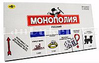 Настольная игра Монополия на русском языке (до 8 игроков)