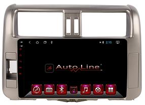 Магнитола для Toyota Prado 150 2009-2013 Оперативная память 1 Gb;Встроенная память 16 Gb;