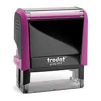 Автоматическая оснастка для штампа 58х22 мм Trodat Printy 4913 P4.