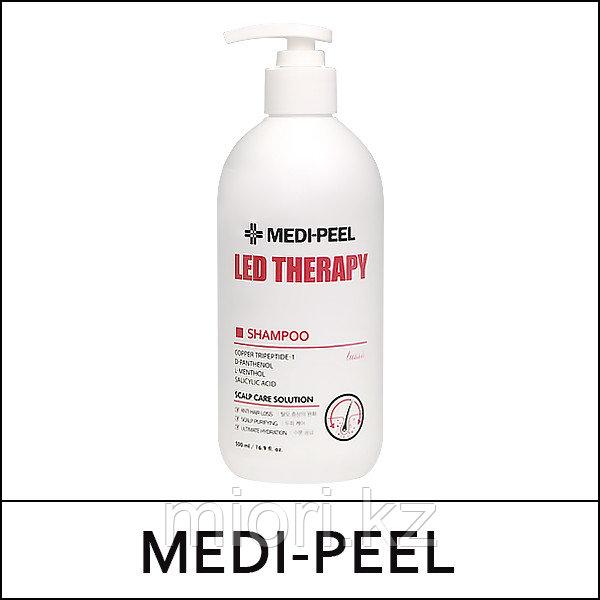 Укрепляющий шампунь с пептидами MEDI-PEEL LED Therapy Shampoo