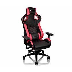 Игровое компьютерное кресло Thermaltake GTF 100 Black & Red