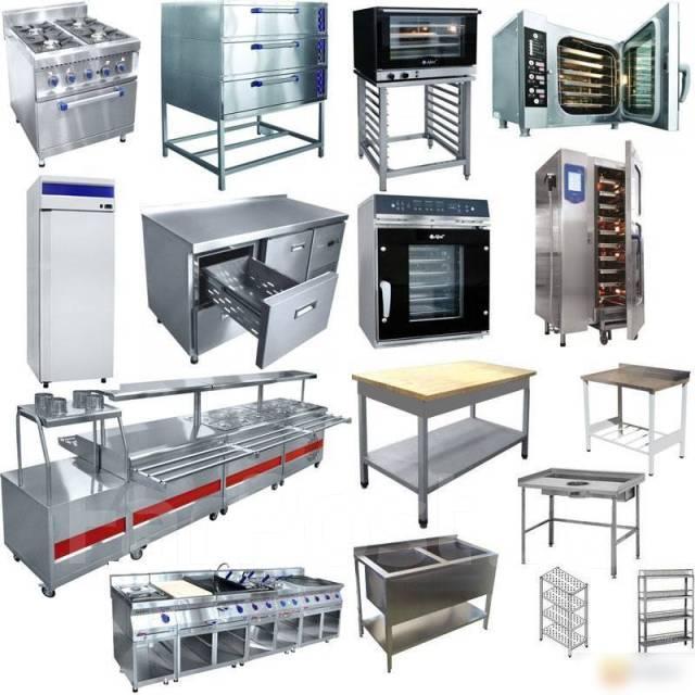 Оборудование для ресторанов, кафе, общепита