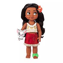 Кукла Моана в детстве