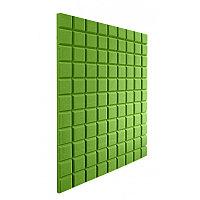 Акустический поролон Пирамида Зеленый