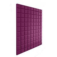 Акустический поролон Пирамида Пурпурный