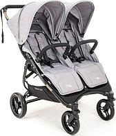 Коляска для Двойни и погодок Valco baby Snap Duo Cool Grey, фото 1