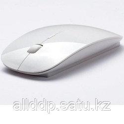 Ultra-Slim USB 2.4 ГГц беспроводная мышь (белая)