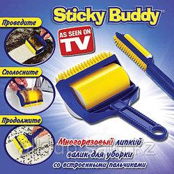 Валик для уборки Sticky Buddy (Стики Бадди)