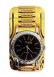 Зажигалка часы G1 (с подцветкой)