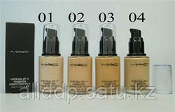 Тональная основа MAC MINERALIZE SATINEINISH  SPF15, тональный крем, основа под макияж.