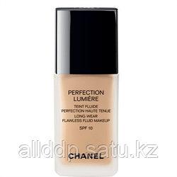 Крем-флюид  PERFECTION LUMIERE FLUIDE SPF 10, тональный крем, основа под макияж.