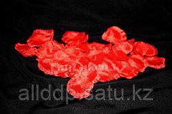 Лепестки роз Rose Petals, искусственные лепестки роз, красные лепестки из шелка