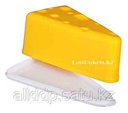 Контейнер для сыра, пластиковая емкость