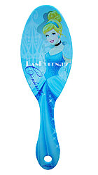 Расческа детская  для волос, голубая расческа для девочек,  массажная расческа для детей