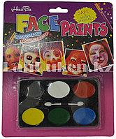 Аквагрим (краски для лица)