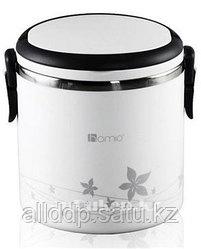 Ланч бокс 1,8 л (Аying combined lunch box) белый, ланч бокс для еды