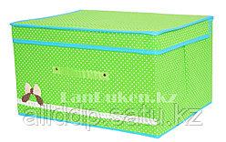 Органайзер (3) для хранения вещей 45* 27* 35 см, коробка для хранения