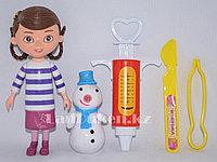 """Игрушка """"Доктор Плюшева и Чили"""" (детский набор игрушек)"""