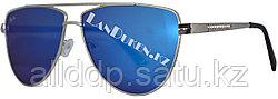 Солнцезащитные очки зеркальные синие Ray Ban
