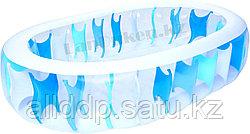 Детский надувной овальный бассейн BESTWAY (229* 152* 51 см) 54066