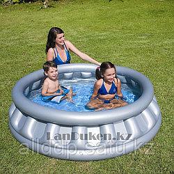 Детский надувной круглый бассейн BESTWAY (152* 43 см) 51080