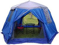 Палатка HANLU HL D8885 320* 360* 200 см (5- местная без пола)