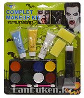 Набор аквагрим Complet Makeup Kit (краски для лица)