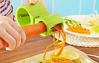 """Спиральный нож с точилкой """"Spiral Cutter+Sharpener"""" (овощерезка)"""