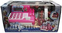 """Игровая интерактивная игрушка """"Детская касса Анны и Эльзы"""" (Холодное сердце)"""