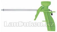 Пистолет для монтажной пены пластмассовый корпус Сибртех 88672 (002)