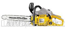 """Цепная бензиновая пила GS - 40 X-Pro 42 см3 1,7 кВт длина шины - 40 см шаг - 3/8"""" DENZEL 95224 (002)"""