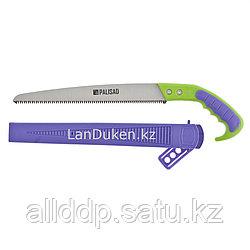 Садовая ножовка, рукоятка 2-х компонентная+ножны 300 мм 236035 Palisad (002)