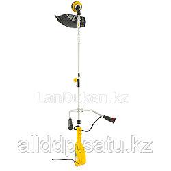 Электрический триммер ТЕ-1400 с разборной штангой, катушка+диск 420 мм 1400 Вт 96612 Denzel (002)