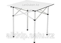 Складной стол алюминиевый 700X700X700 мм PALISAD CAMPING  69584 (002)