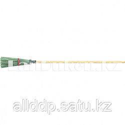 Полипропиленовая метла с черенком круглая 190х380 мм СИБРТЕХ 63217 (002)