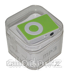 MP3-плеер мини AF-502A на клипсе (зеленый)