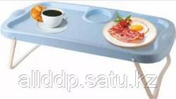 Столик-поднос раскладной 330*570*220 мм в ассортименте 10000 (003)