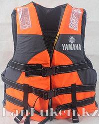 Спасательный жилет YAMAHA (жилет ямаха) оранжевый