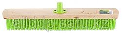 Щетка деревянная для метро 500 мм Сибртех 84620 (002)