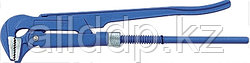 Ключ рычажный, трубный, литой №0 15757 (002)