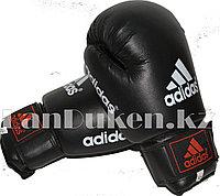 Перчатки для бокса Adidas черные OZ-8