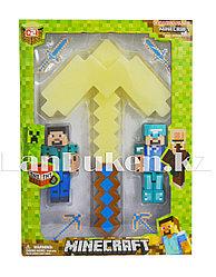 Игровой набор Майнкрафт (Minecraft)