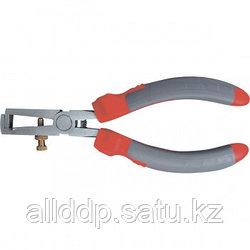 Клещи для снятия изоляции, 160мм, двухкомпонентные рукоятки MATRIX 17715 (002)