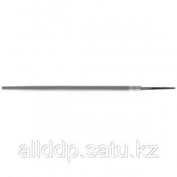 Напильник, 250 мм., №1, круглый, сталь У13А СИБРТЕХ 161717 (002)