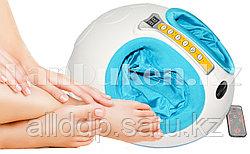 Массажер для ног с подогревом и таймером Shiatsu (с пультом управления)