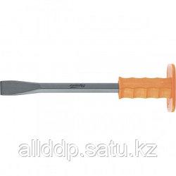 Зубило, 300 х 25 мм, с протектором, MASTER SPARTA 187605 (002)
